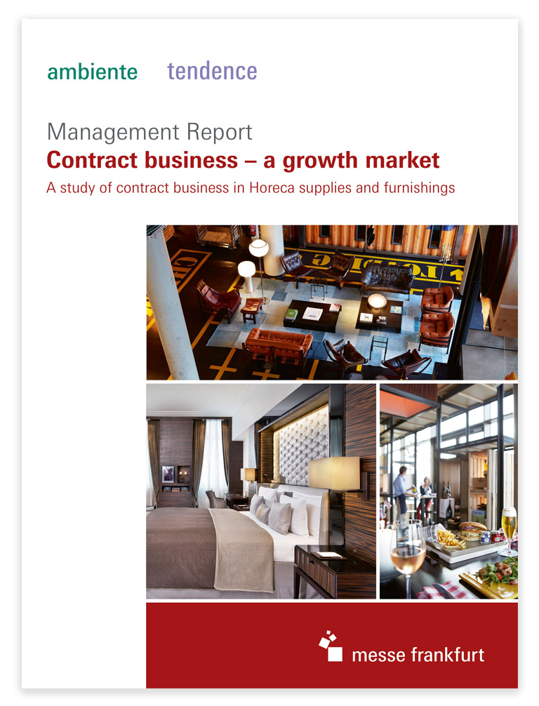 Contract business – a growth market