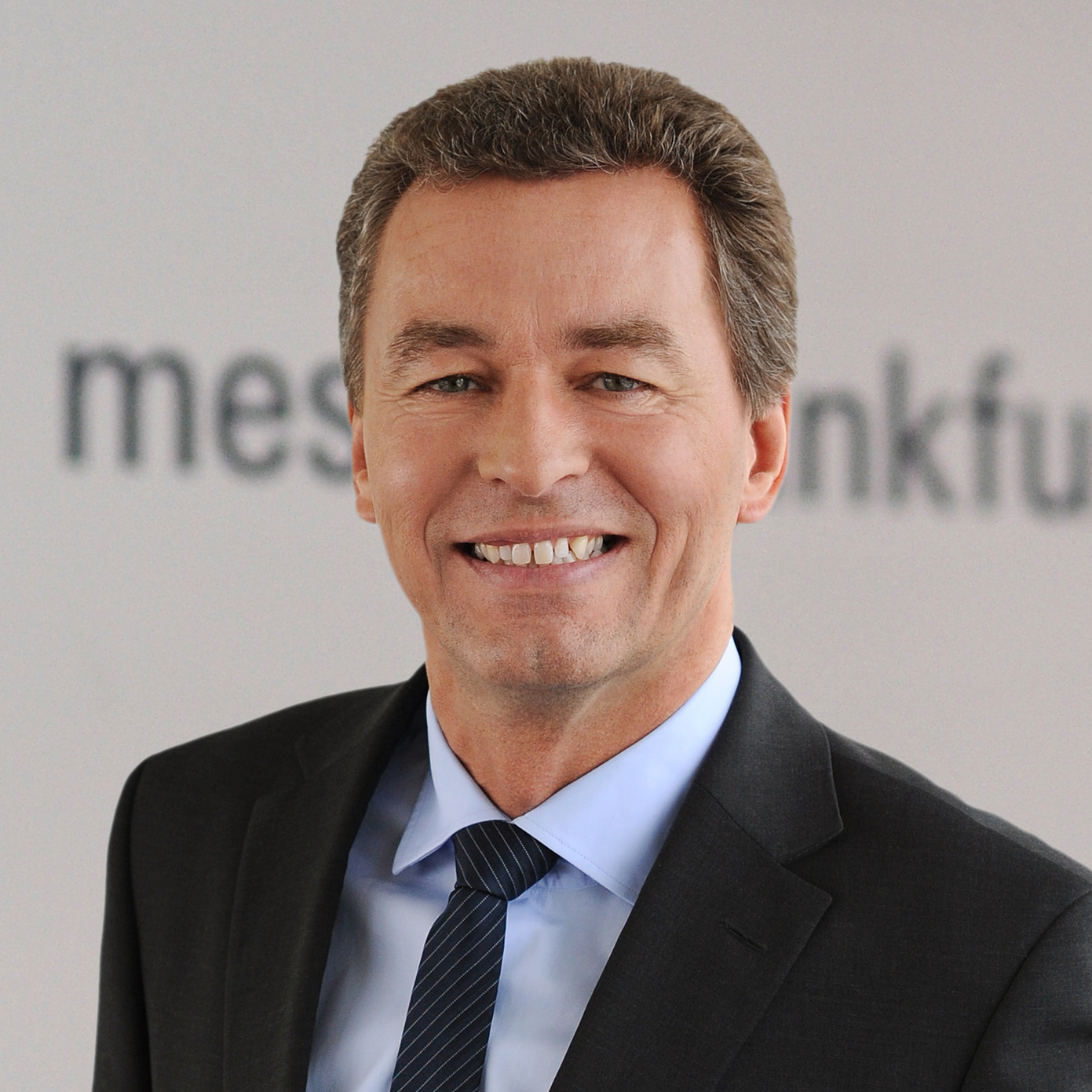 Detlef Braun Executive Board Member Messe Frankfurt