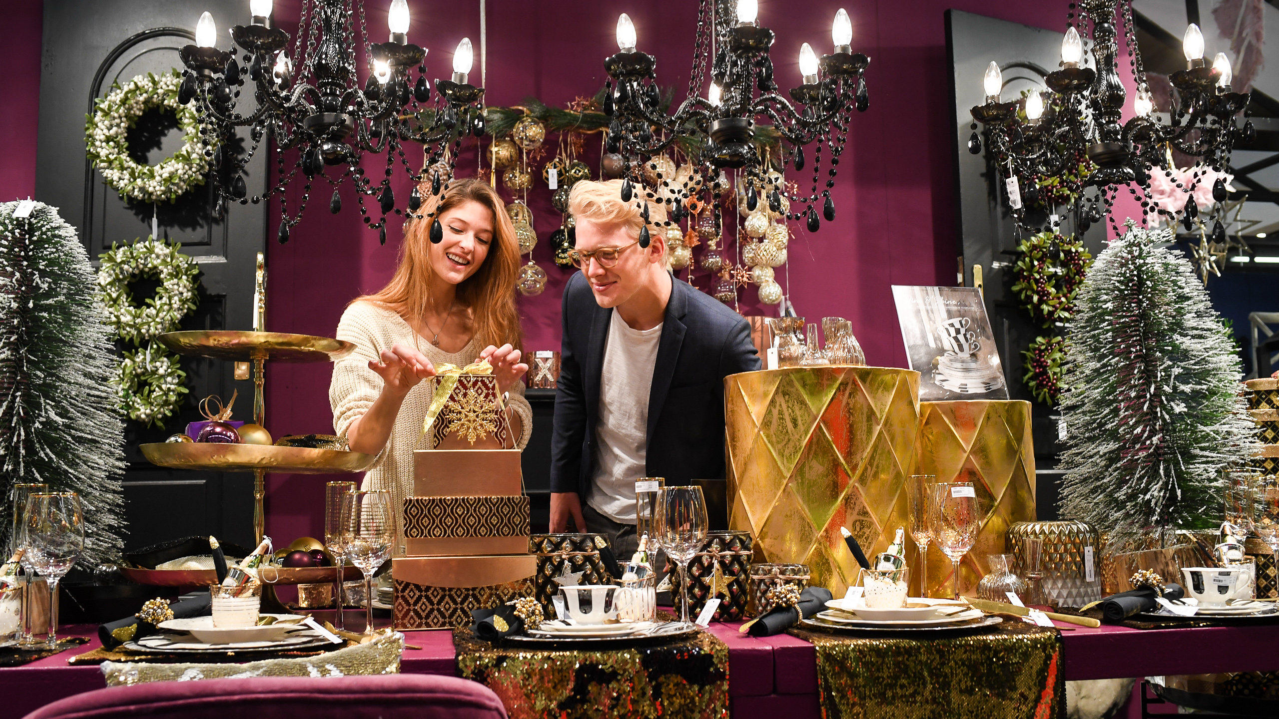 Tendence is the place where buyers can find the unusual ideas and must-haves of the season.